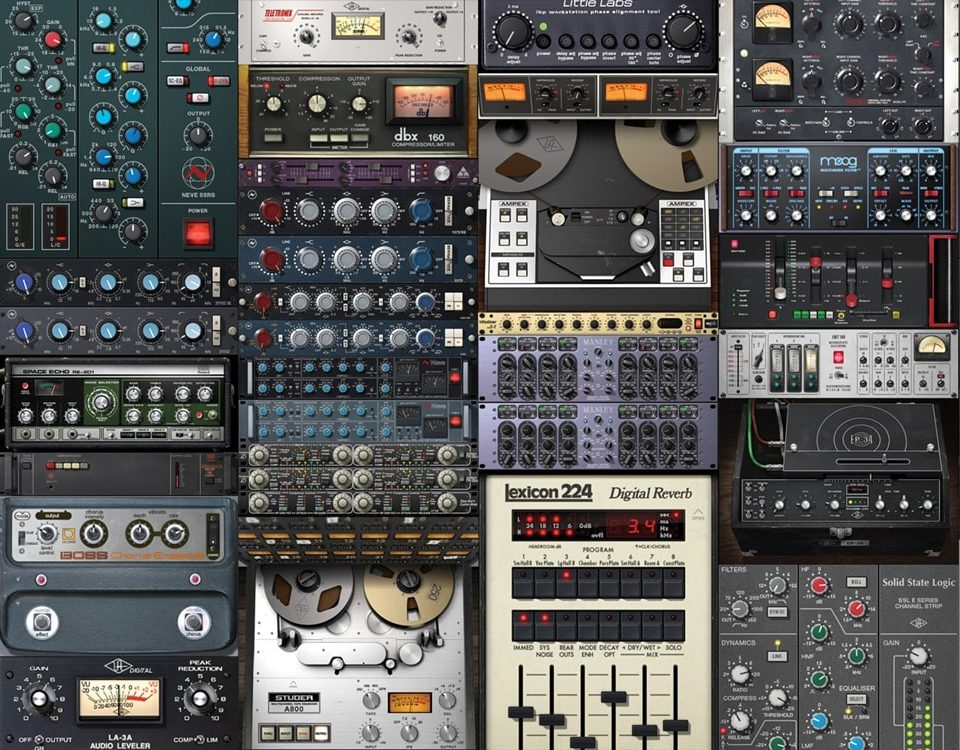 plugins de universal audio